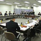 建設産業の人材確保・育成方針策定会議を開催