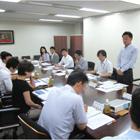 第1回建設産業戦略的広報推進協議会(仮称)を開催