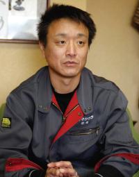 専務取締役 松浦 哲司 氏