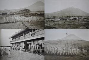 昭和40年の建設省建設研修所中央訓練所(産業開発青年隊の教育訓練施設)