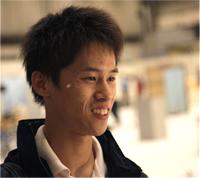 左官職種/二宮 圭太選手 (21歳)