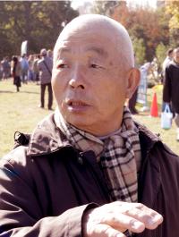 日本ガーデンデザイン専門学校  名誉校長  滝本 隆雄氏