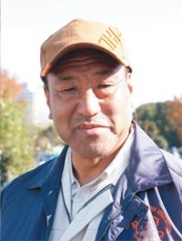 ものづくりマイスター(造園)  (有)名和造園土木 吉井 正氏