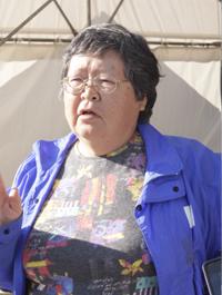一般社団法人日本造園組合連合会  理事・事務局長  井上 花子氏