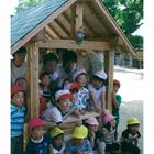 FOCUS | 被災地・福島県郡山市へ小型ハウス「ままごとハウス」を寄贈|京都府