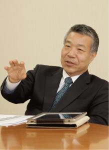 内田理事長