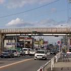 安全への架け橋 西枇杷島町横断歩道橋