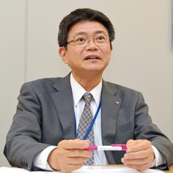 技能振興部長 奥村 伸人 氏