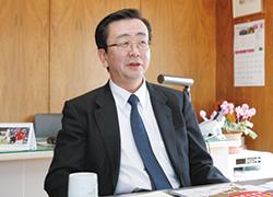 鈴久名会長