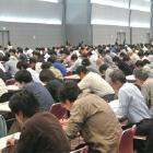 「平成27年度 1級建築・電気工事施工管理技術検定(学科)試験」実施結果