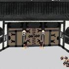 絵で見る江戸のくらし ⑨大名屋敷と表門