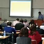 平成27年度下期建設業経理士登録講習会 開催中
