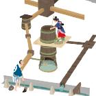 絵で見る江戸のくらし 13.江戸時代の上下水道
