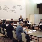「第3回  建設産業担い手確保・育成コンソーシアム企画運営会議」を開催